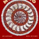 affiche de l'exposition Mosaïssimo